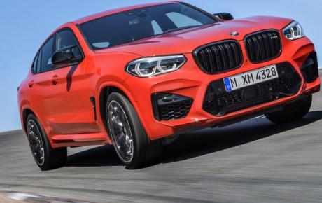BMW X4 M, el SUV coupé más dinámico que nunca con 480 o 510 CV