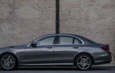 Mercedes Clase E 300 e, otro híbrido enchufable para la berlina
